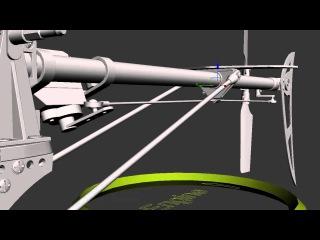 Walkera Test RIG - 3dsmax