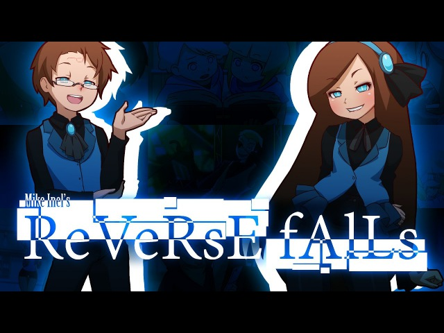 Reverse Falls Visual Novel