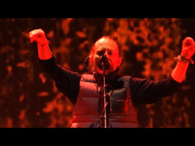 Radiohead - All I Need – Live in Berkeley / 2017