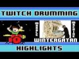 Wintergatan - Marble Machine (Blind Drum Cover) -- The8BitDrummer