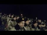 Ліцеїсти Волинського обласного ліцею підтримують ФК