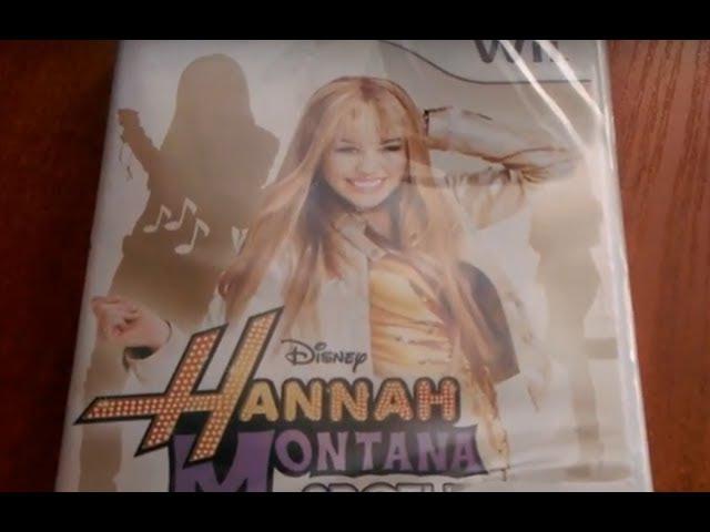Лучшая игра поколения - Hannah Montana