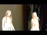Анна Заболотникова, Валерия Никитина- Thank you for the music