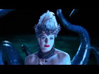 Queen Regina as Ursula - Poor Unfortunate Souls
