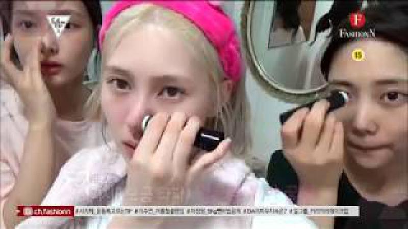 170720 [팔로우미8] Followme8 FashionN Episode 19 (다이아 DIA 채연 Chaeyeon 주은 Jueun 소율 Jenny 예빈 Yebin CUT)