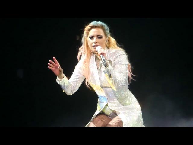 Million Reasons Bradley Cooper Dedication Lancaster Lady Gaga@Philadelphia 91017