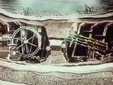 Tunnel sous la manche ou Le cauchemar franco-anglais 1907 Туннель под Ла-Маншем