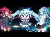 【Hatsune Miku X Kasane Teto】 39 Music! 【Vocaloid / UTAU】+ Vsqx / Ust