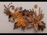 Tutorial # 09 Quilling Made Easy # How to make the petal of a flower using hair comb quilling
