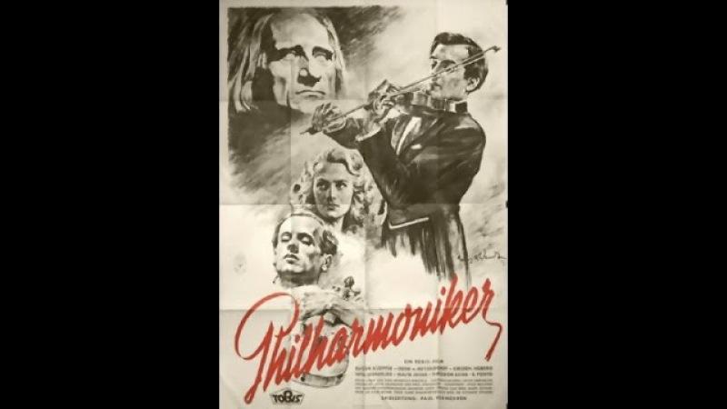 Karl Böhm spielt 'Les Préludes' (Liszt) in dem Film 'Philharmoniker' 1944