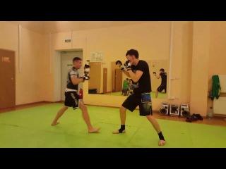 Артем Горчаков - Тренировка MMA, Бразильское Джиу-джитсу, Капоэйра Санкт-Петербург