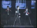 宋承憲2007年日本影迷會 模仿麥可傑克森跳舞 舞台篇