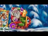Новогодний Паровоз Детская Песенка Мультики Для Детей песенка