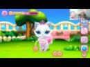 Любимый котенок – Детская игра про милого котенка играем с котиком мой виртуаль...