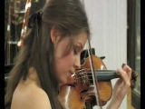 Saint-Saens Introduction and Rondo Capriccioso .Performed by Diana Pasko (violin)