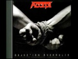 Accept (1993) Objection Overruled Album