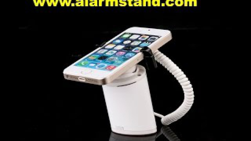 COMER alarmstand.COM mobile phone security display stand anti-theft locking devices,
