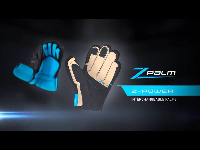 TRUE Hockey ZPalm Gloves