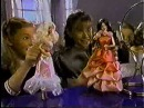 VINTAGE 80'S SWEET ROSES P.J. FRIEND OF BARBIE COMMERCIAL