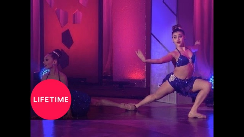 Dance Moms Duet - Two Sapphires (S4, E17) | Lifetime