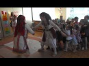 Merema folkloorirühm Kivimurru lasteaias Tallinnas 25 aprill 2013