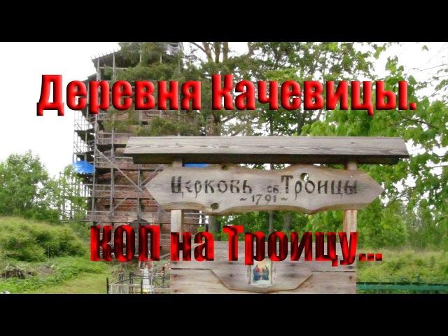 25 - Деревня Качевицы. КОП на Троицу... (04.06.2017)