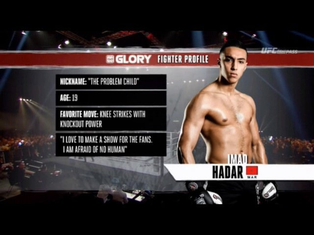 Imad Hadar vs Freddy Kemayo