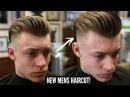 Mens Bald Fade Pompadour Hairstyle 2017 | Mens Haircut Tutorial