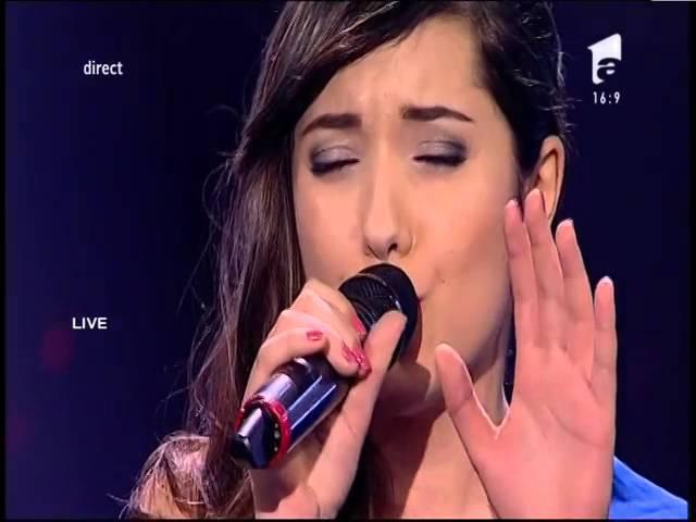 Adina Răducan - Bună seara, iubite! (Loredana Groza). Gala 3, X Factor!