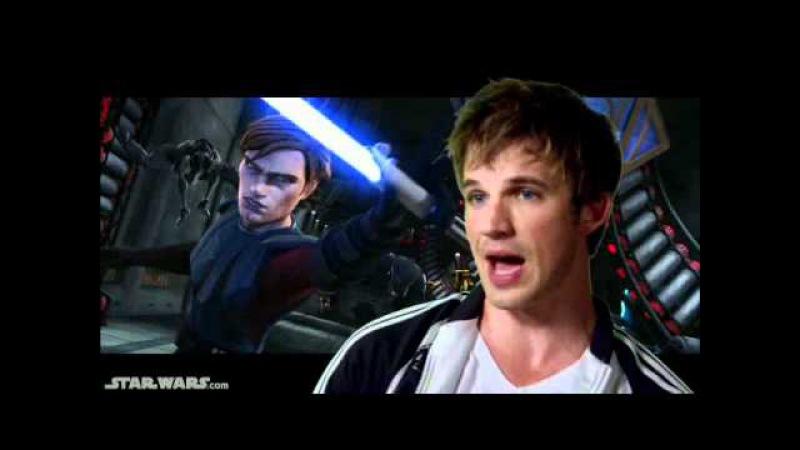 The Clone Wars Season 3 The Chosen One melkor(SWP).wmv