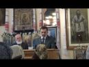 19.02.2017 №8 - Пророчество Иеремии, гл.16, 17. Комаров В.Б.
