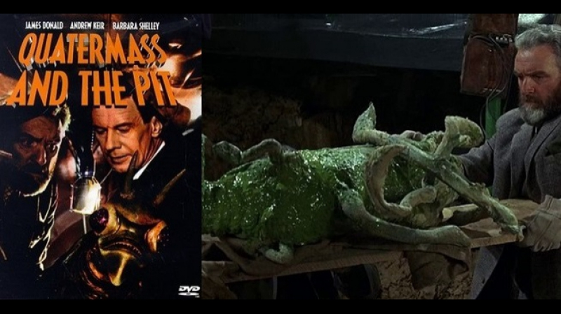 Куотермасс и колодец / Quatermass and the Pit 1967.