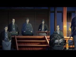 Трейлер аниме «Онихей: Криминальные истории периода Эдо» (Onihei)