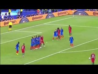 Победный гол Эдера в финале ЧЕ-2016 в ворота сб.Франции