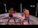 Brutal head kick KO by Rudson Caliocane at WOCS 45