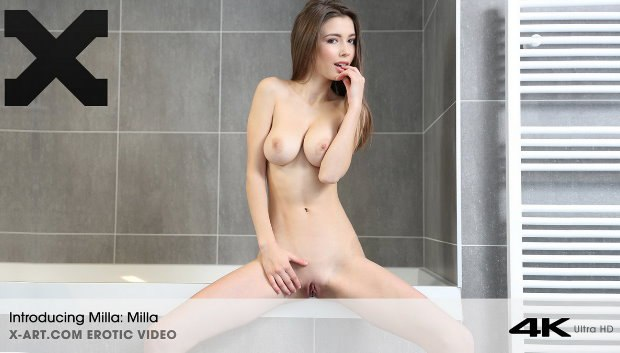 WOW Introducing Milla # 1