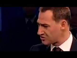 Драка с поляком ТВЦ