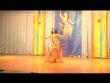 Daria Dronova - Winner Classic Bellydance video  الرقص الشرقي (Беллиданс Классик 4913