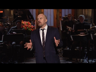 Louis C.K. Stand-Up Monologue - SNL (Антоновка)