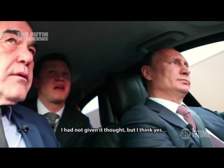 The Putin Interviews _ Vladimir Putin on Edward Snowden Official Clip w_ Olive
