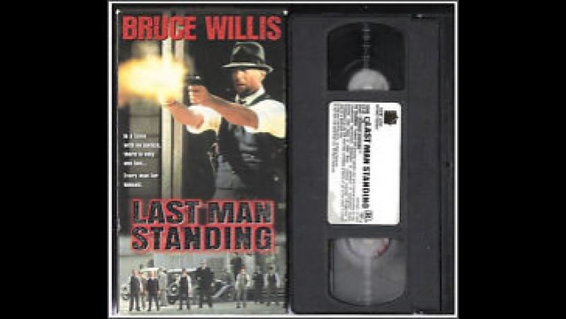 Герой - одиночка / Последний оставшийся в живых / Last Man Standing (1996)