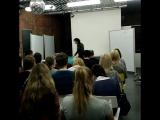 08.07.17: Мое первое выступление в Школе практического копирайтинга