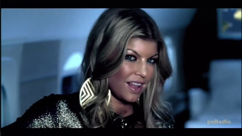 Fergie and Ludacris - Glamorous 720 HD клип Ферджи певица песня слушать хиты нулевых 2000-х музыка music группа
