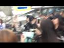 chanyeol @ 170324 sheremetyevo airport
