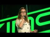 Zeynep - Warrior (Blind Audition II) The Voice Kids Germany 2017