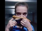 Елена Шейдлина в рекламе Nike