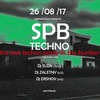 SPbTECHNO -The last techno party in the bunker