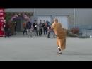 Shaolin Chen Tai Chi Kung Fu Qigong - 少林釋行武大師 Shi Xing Wu