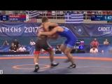 Мухаммад Евлоев - серебряный призер Cadet World Championships