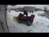 Снегоотвал от КАНИСТРА 66